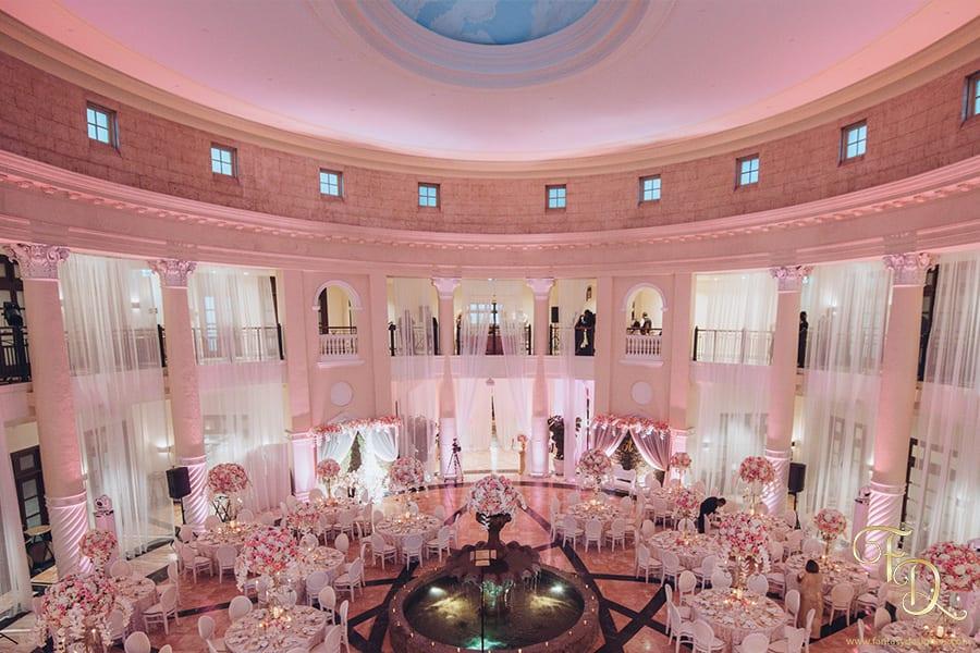 Marie-Antoinette-themed-quinceanera-ballroom