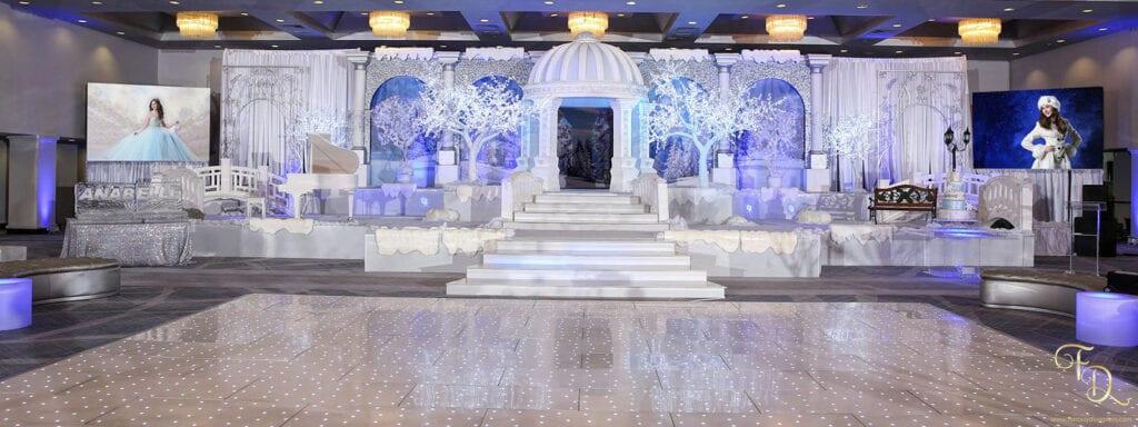 Winter-Wonderland-quinceanera-theme-stage feature