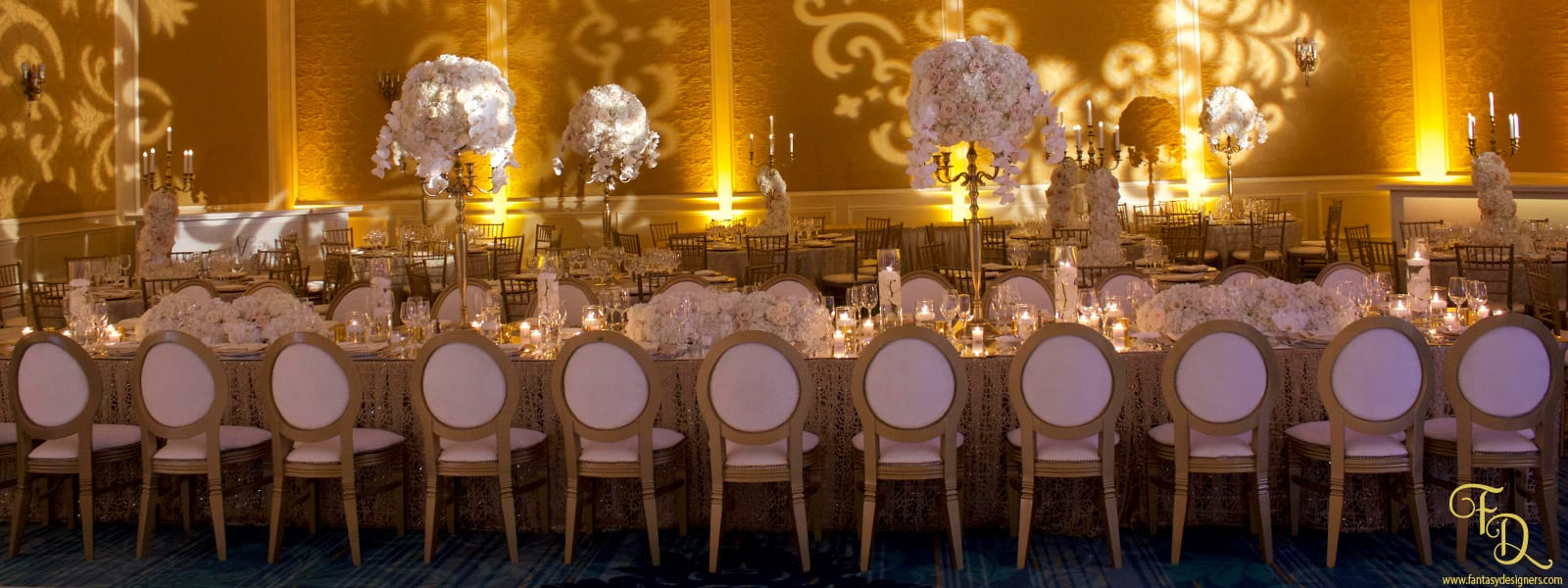 wedding ritz carlton decorations 2