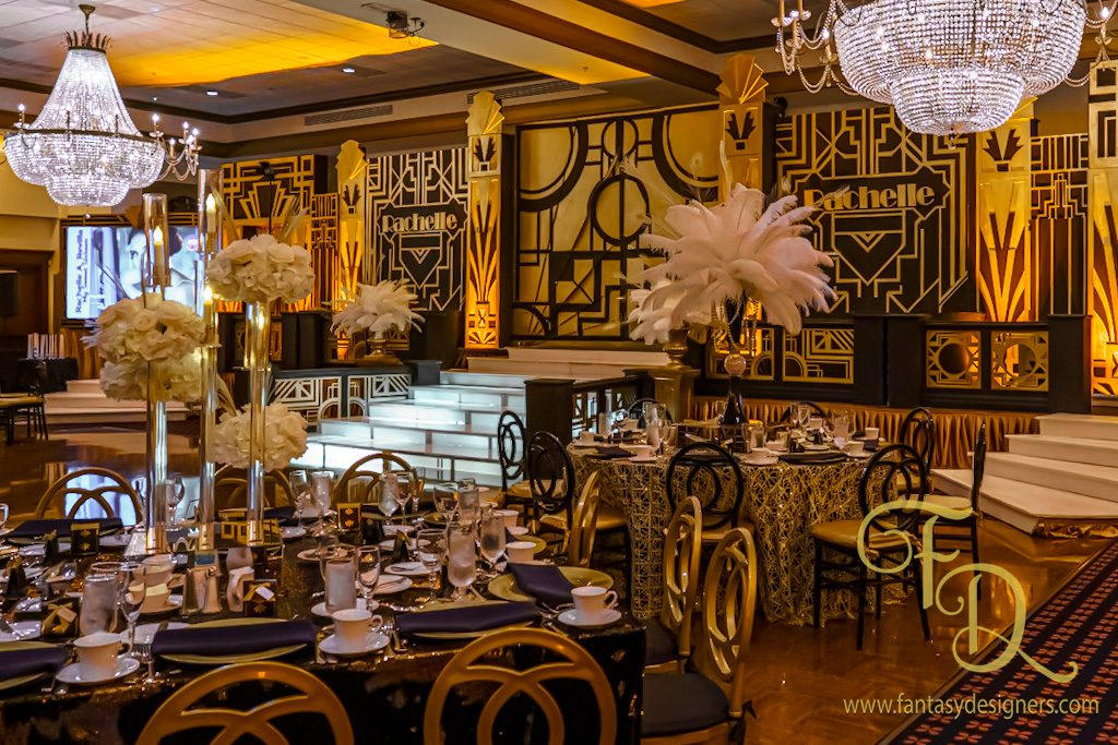 Gatsby Signature Grand Party Decorations